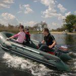 Резиновые лодки. Виды и предназначение