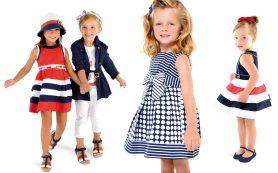 Детская одежда. Преимущества современной детской одежды