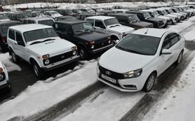 Доля Lada на российском рынке достигла 19 процентов