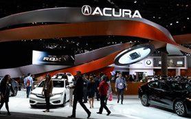 Acura покинет российский рынок
