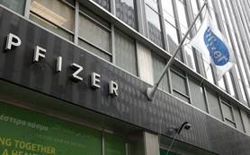 Pfizer отказался от крупнейшей в фармотрасли сделки из-за Минфина США