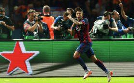 Голы Альбы и Неймара принесли «Барселоне» победу в финале Кубка Испании