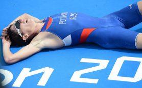 Сборная России завоевала две серебряные медали на ЧЕ по триатлону