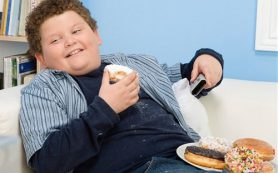 Дети не толстеют от поздних ужинов