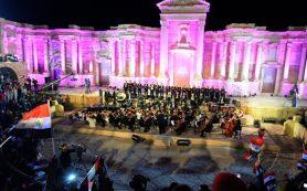 Проект «С молитвой о Пальмире. Музыка оживляет древние стены» удостоен ТЭФИ