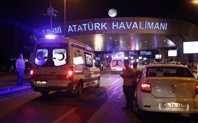 В аэропорту Стамбула из-за теракта застряли 15 детей из Татарстана