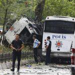 Власти Стамбула заявили о гибели 11 человек во время теракта