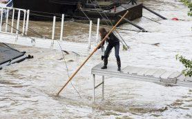 Сильный паводок едва не накрыл французскую столицу