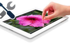Неполадки iPad Mini и их устранение