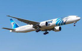 Египетский самолет сел в Узбекистане из-за угрозы взрыва