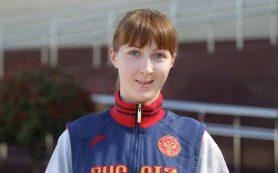 Рапиристка Лариса Коробейникова завоевала бронзу чемпионата Европы
