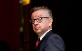 Глава британского минюста будет бороться за пост премьера