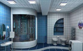 Душевая кабина – роскошь в твоей ванне