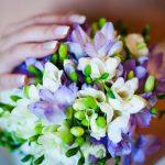 Свадебный букет навсегда останется в вашей памяти