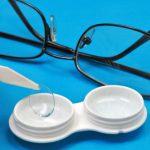 Контактные линзы. Правильное ношение контактных линз