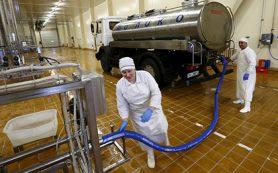 Россельхознадзор задумался о запрете белорусского молока