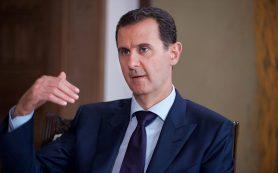 Асад: Отношения с Владимиром Путиным основаны на взаимном уважении