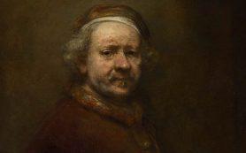 Ученые обвинили Рембрандта в «жульничестве» при писании автопортретов