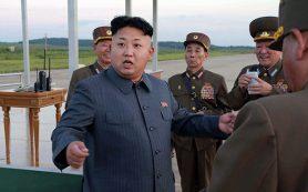 США ввели санкции против Ким Чен Ына