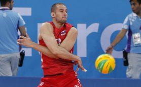 Волейболист Александр Маркин не выступит на ОИ-2016 из-за «мельдониевого дела»