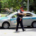 МВД Казахстана: В результате нападения погибли трое полицейских