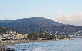 Сталида на острове Крит в Греции