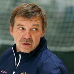 Знарок признался, что не выиграл ни одного предсезонного турнира за тренерскую карьеру