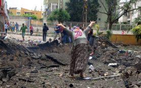 Взрыв в Турции унес жизни 11 человек