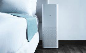 Свойства очистителя воздуха Xiaomi Mi Air Purifier 2