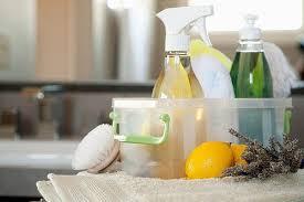 Генеральная уборка – выбираем чистящие средства