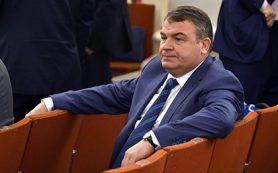 Бывший министр обороны Анатолий Сердюков возглавил два комитета в ОДК