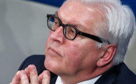 Штайнмайер: «Восьмерка» нуждается в возвращении России