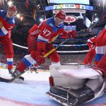 Сборная России проведет второй матч на КМ по хоккею