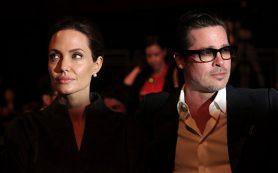 Звездный развод: Анджелина Джоли расстается с Брэдом Питтом