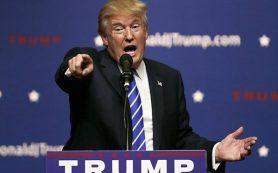 Трамп обсудил с президентом Мексики строительство стены на границе с США
