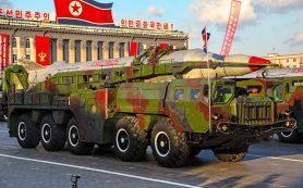 Сеул сообщил подробности ракетных запусков КНДР