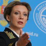Захарова прокомментировала предупреждение Байдена Киеву