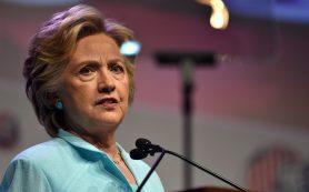 Консерваторы уличили Клинтон во лжи в прямом эфире