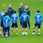 Сборные России и Италии по футболу проведут товарищеские матчи до ЧМ-2018