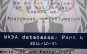 WADA признало подлинность шестой партии документов, украденной хакерами