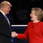 Неделя до выборов: Клинтон - в фаворитах, Трамп обещает новый Brexit
