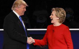 Неделя до выборов: Клинтон — в фаворитах, Трамп обещает новый Brexit