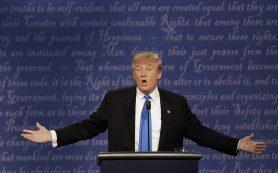 Трамп пригрозил Клинтон тюрьмой в случае его избрания президентом США