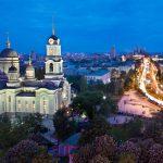 Донецк. Что посмотреть, где побывать. Украина