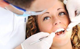 Зубы в беременность