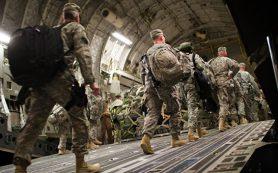США понесли первую боевую потерю в Сирии
