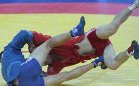 Сборная России победила в командном зачете на ЧМ по самбо в трех видах