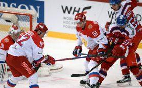 Лучшие из лучших: россияне победили чехов и выиграли Кубок Карьяла