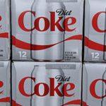 Химические вещества в диетических напитках нарушают обмен веществ