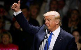 Трамп рассказал о плане на первые сто дней президентства